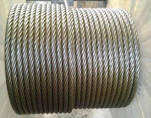 Wire Rope for Oil